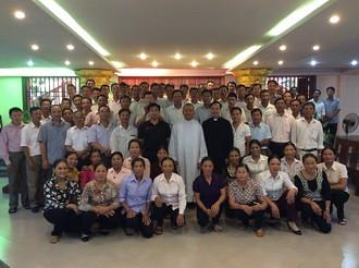 Thường huấn các BCH giáo họ hạt Ninh Bình